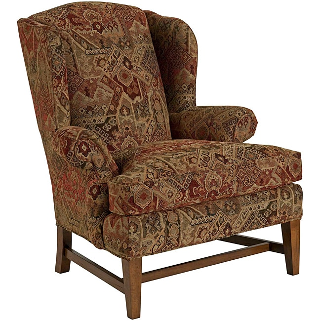 Broyhill Cassandra Wing Back Accent Chair - 14254983 ...