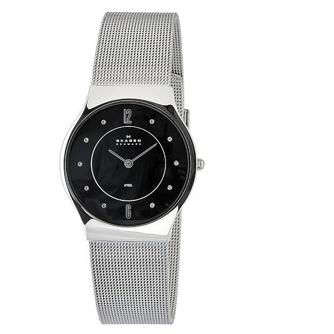 Skagen Men's Stainless Steel Mesh Watch