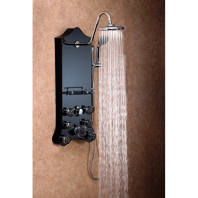 Jet-Pro Royal Shower Spa with 8 Jets and 2 Shower Heads