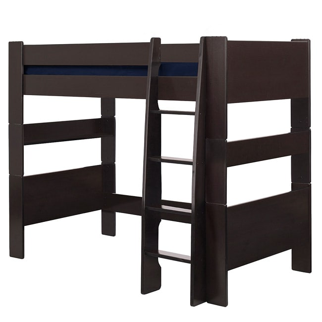 Popsicle Espresso Highsleeper Bed