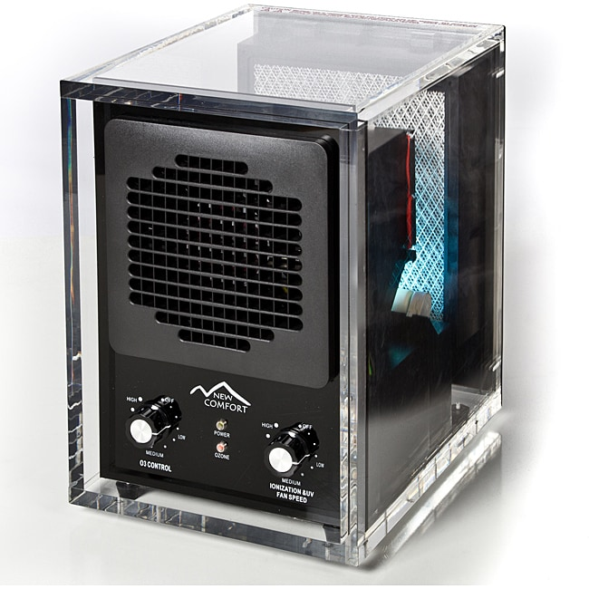 New Comfort Clear Acrylic Air Purifier