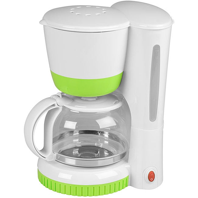 Kalorik Lime 8 Cup Coffee Maker (Refurbished)