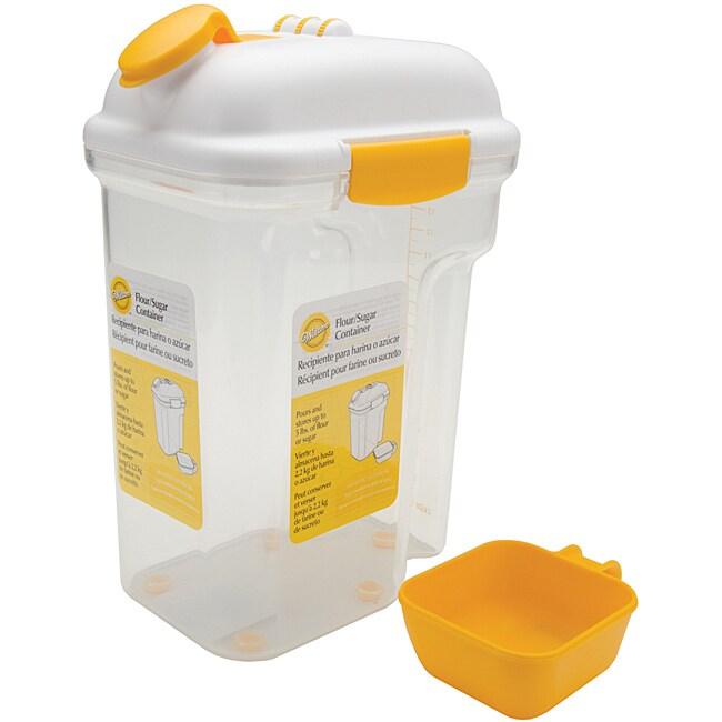 Flour/Sugar Container