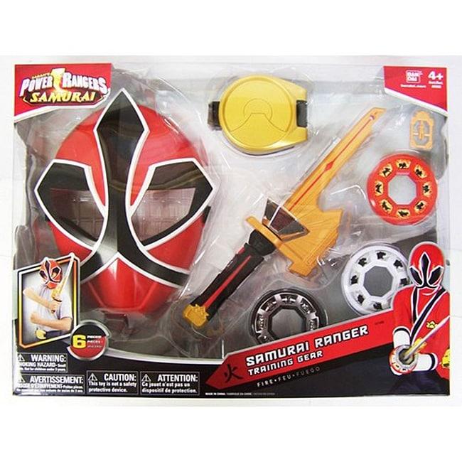 Power Rangers Samurai Octo Zord and Mega Light Ranger