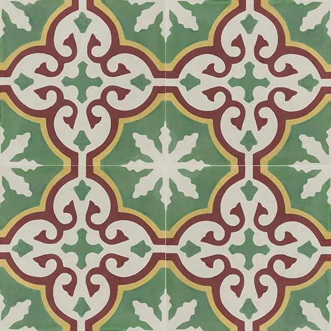 Granada Tile Echo Collection Sofia Cement Tiles (50 tiles)