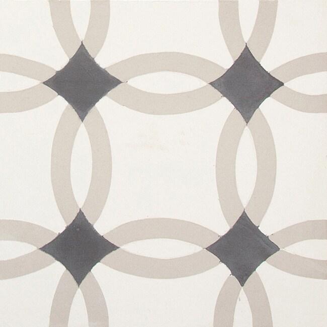 Granada Tile Echo Collection Athens Cement Tile