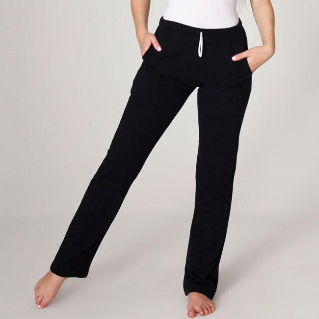 American Apparel California Fleece Slim Fit Pant