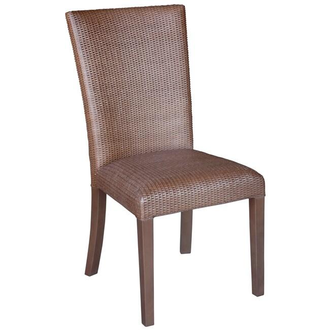 Metallic Brown 40-inch Rockford Dining Chair