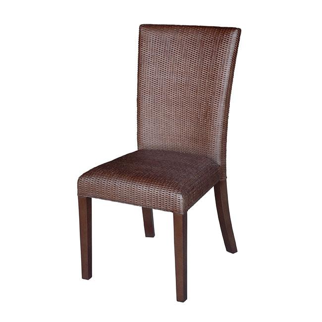 Rockford Metallic Brown Dining Chair