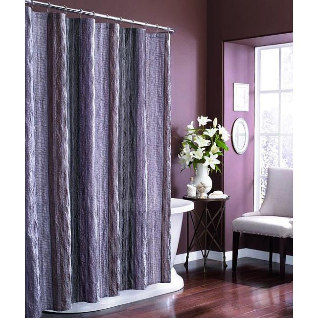 Manor Hill Sierra Shower Curtain