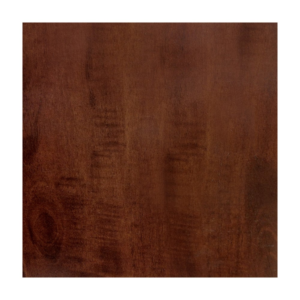 LessCare 'Century Series' Mahogany Glueless Locking System Laminate Flooring Planks (Set of 9)