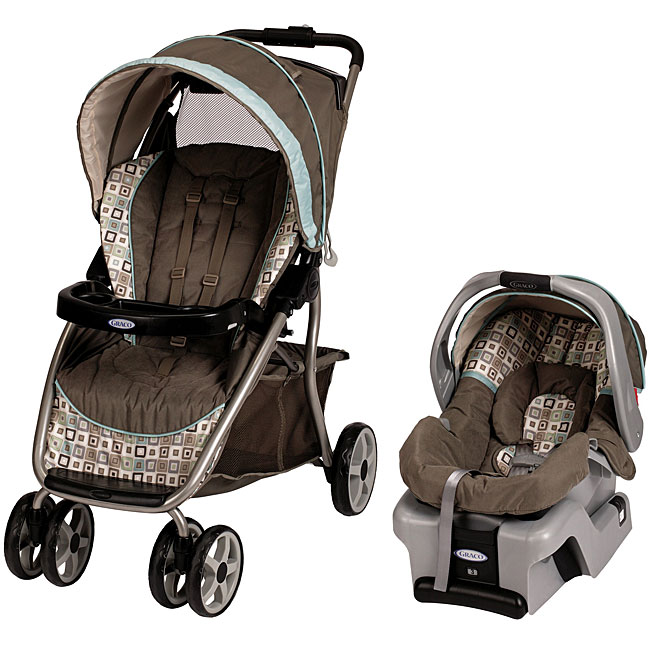 Graco Dynamo Soho Square Lite Travel System with $25 Rebate