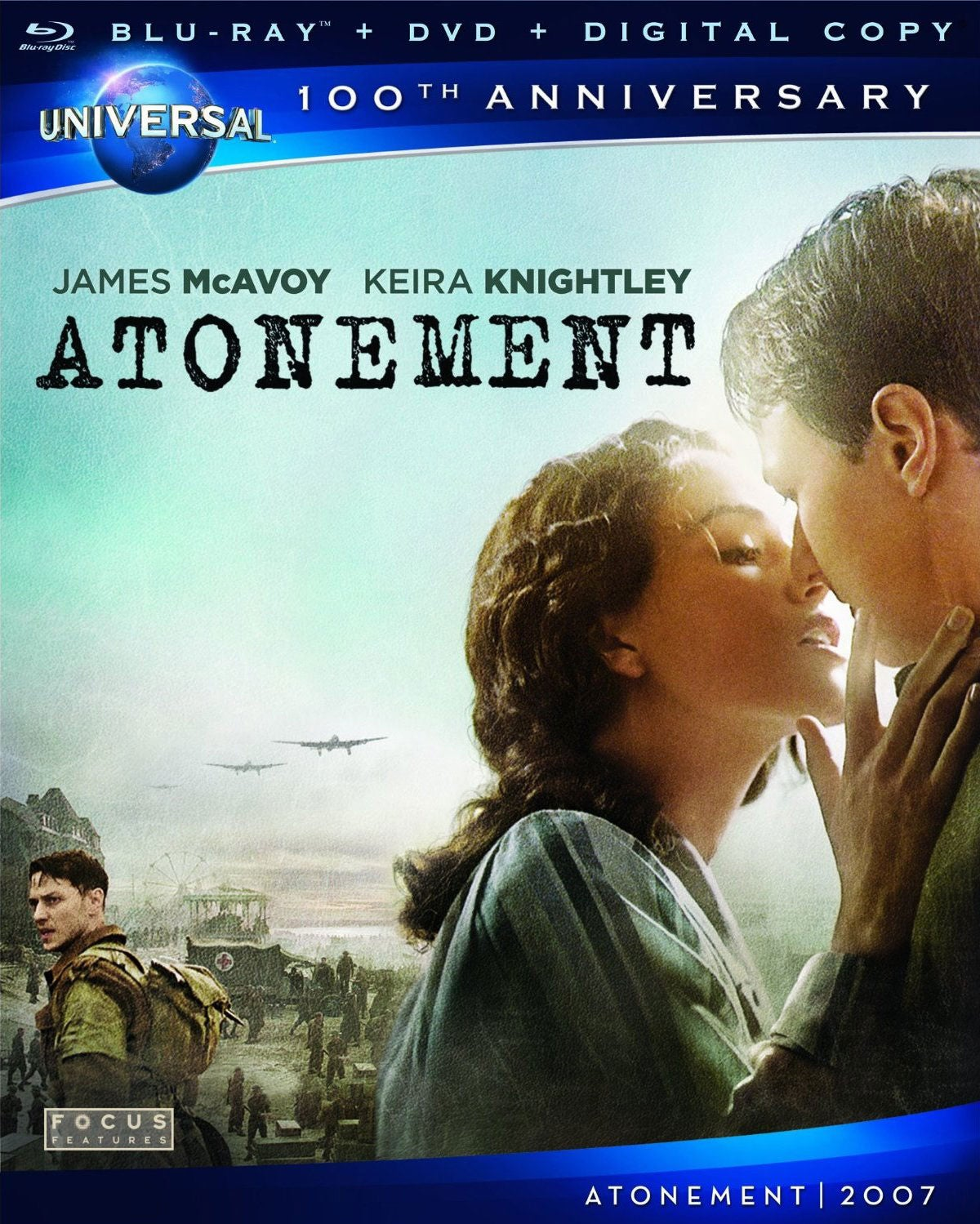 Atonement (Blu-ray/DVD)