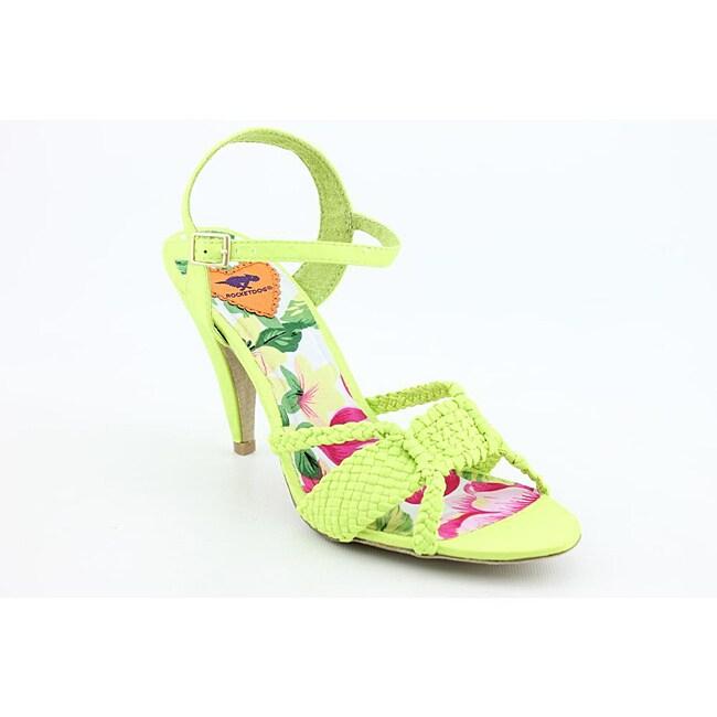 Rocket Dog Women's Oliver Green Dress Shoes