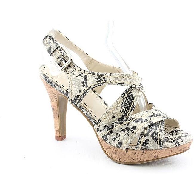 Madeline Women's Tierra Ivory Sandals