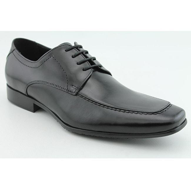 Steve Madden Men's Pallow Black Dress Shoes
