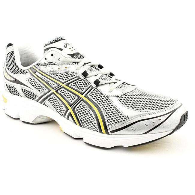 Asics Men's Gel-Turbulent Silver Casual Shoes