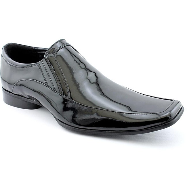 Kenneth Cole Reaction Men's Big Event Black Dress Shoes