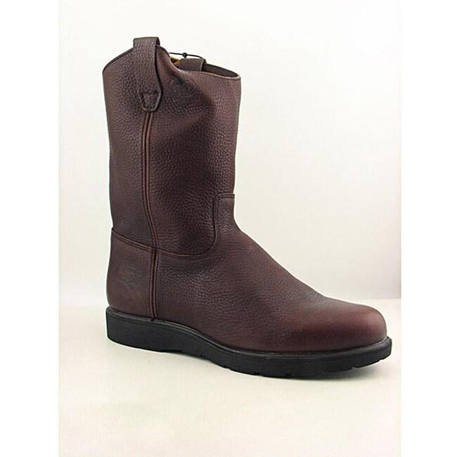 Georgia Men's G4444 Brown Boots (Size 13)