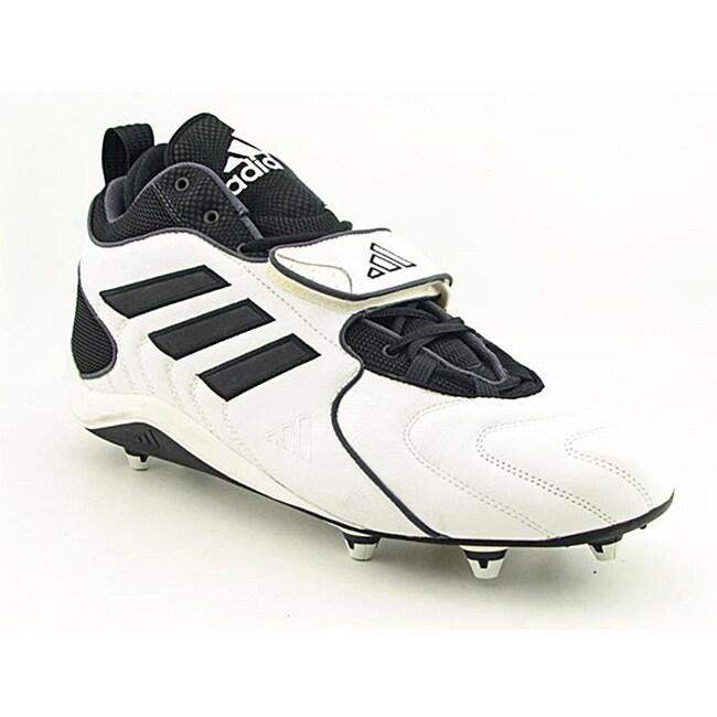 Adidas Men's Quick Slant 2 D White Athletic (Size 16)