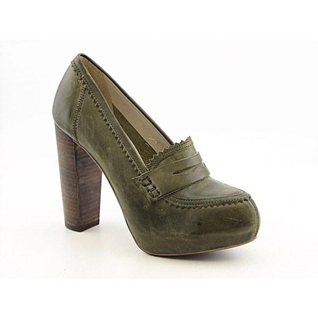 Boutique 9 Women's Night Green Dress Shoes