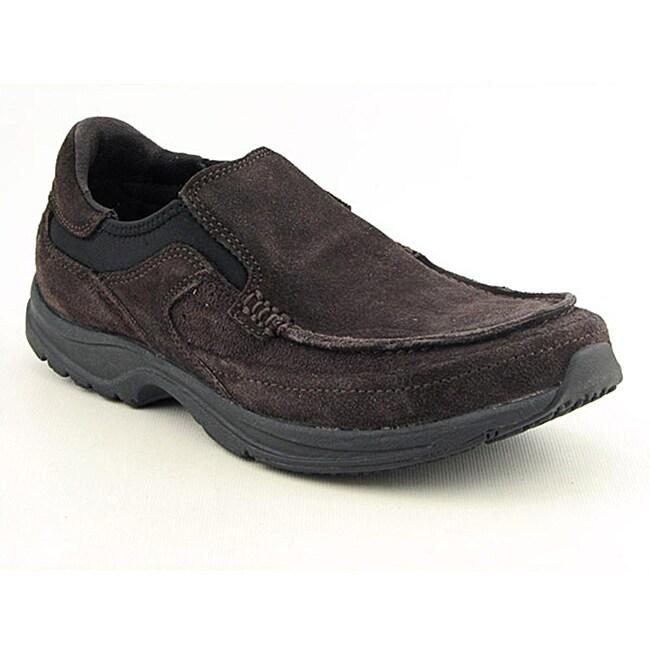 Rockport Men's WV Slip On Brown Casual Shoes
