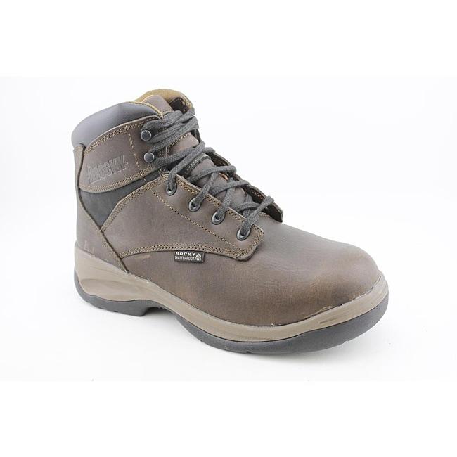 Rocky Work Men's 5061 Brown Boots