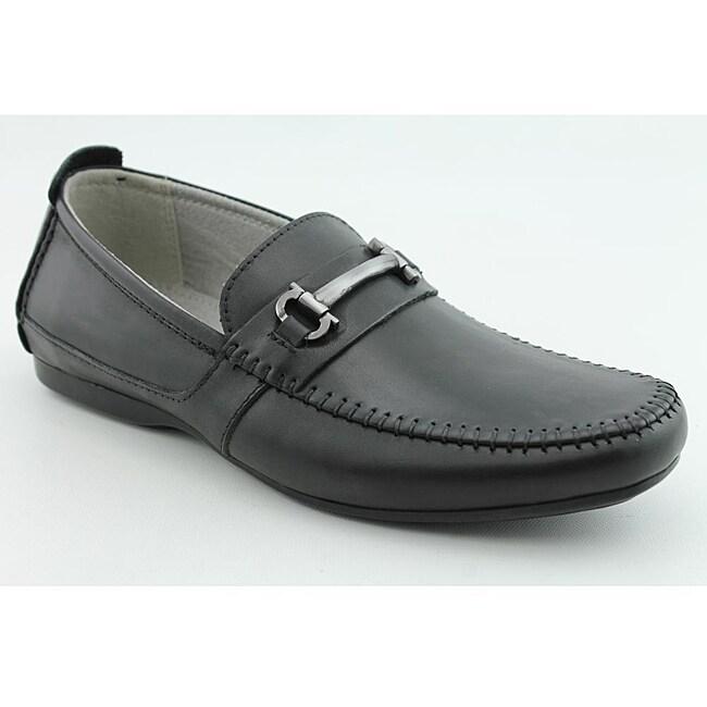 Steve Madden Men's Katts Black Dress Shoes