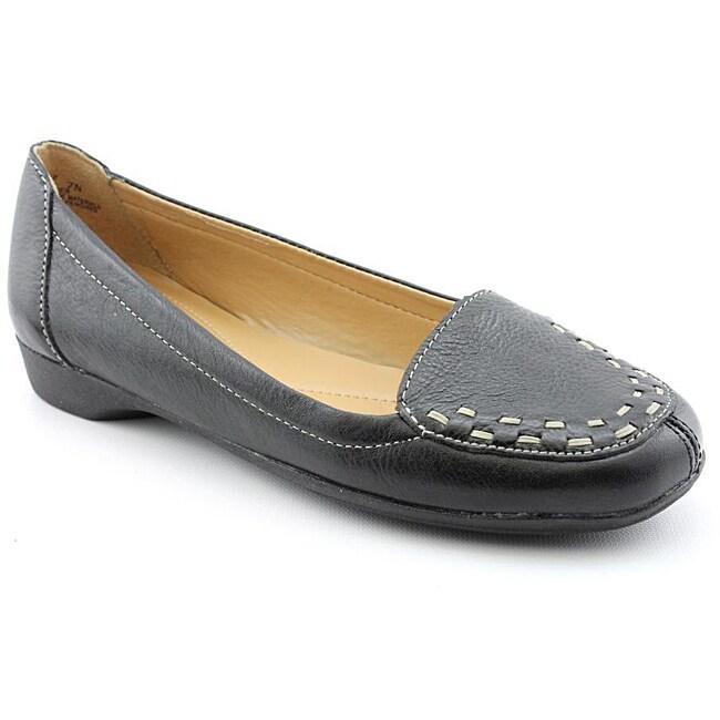 Naturalizer Women's Intense Black Casual Shoes Wide
