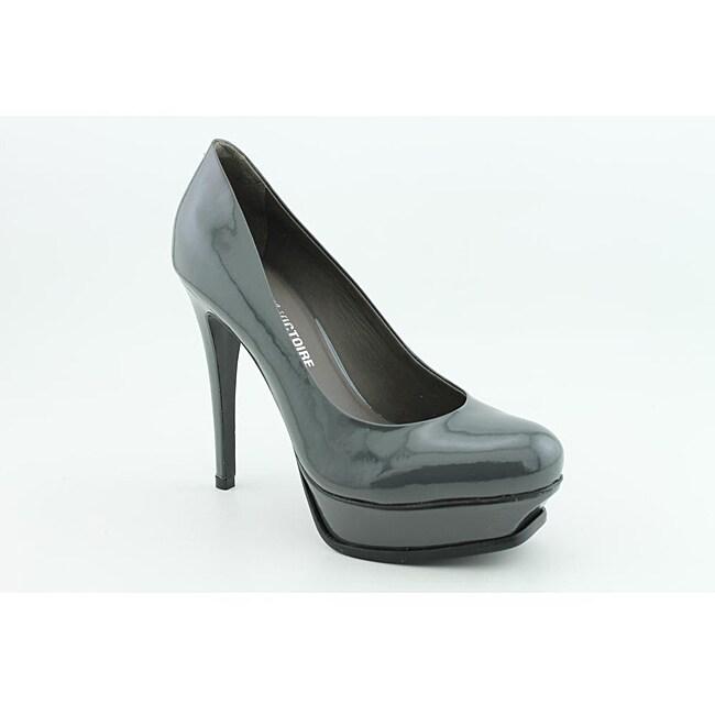 Pour La Victoire Women's Portia Gray Dress Shoes