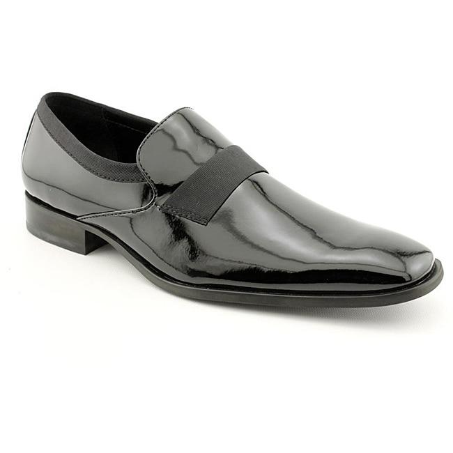 Calvin Klein Men's Guilford Black Dress Shoes