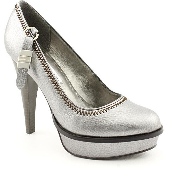 Calvin Klein Jeans Women's Violet Gray Dress Shoes