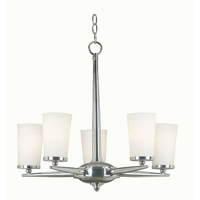Aerial 5-light Chandelier