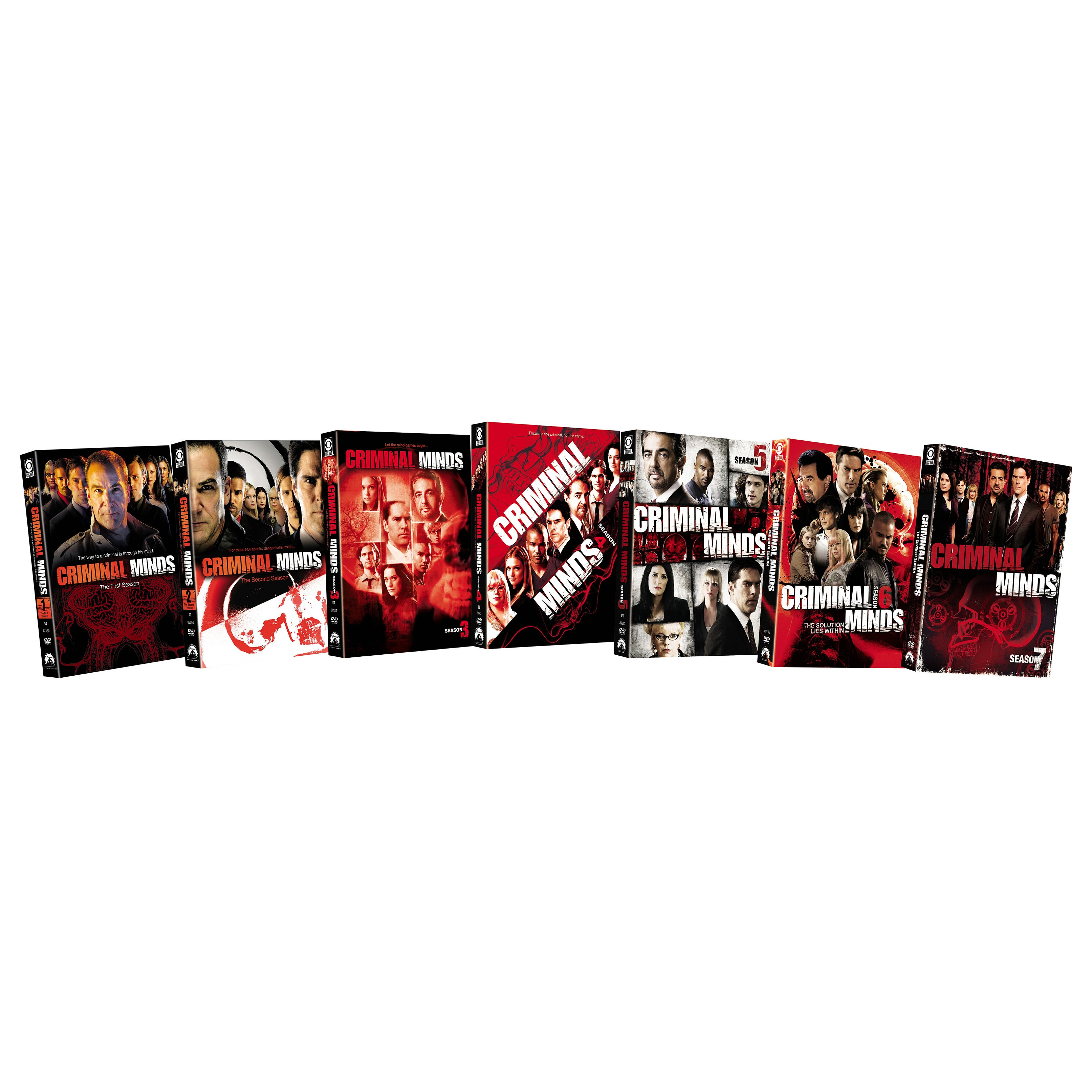 Criminal Minds: Seven Season Pack (DVD)