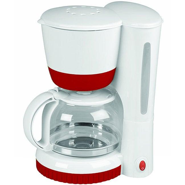 Kalorik Red Fusion 8 Cup Coffee Maker (Refurbished)