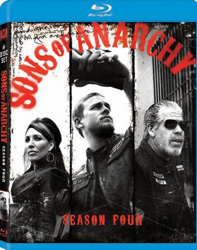 Sons of Anarchy: Season 4 (Blu-ray Disc)