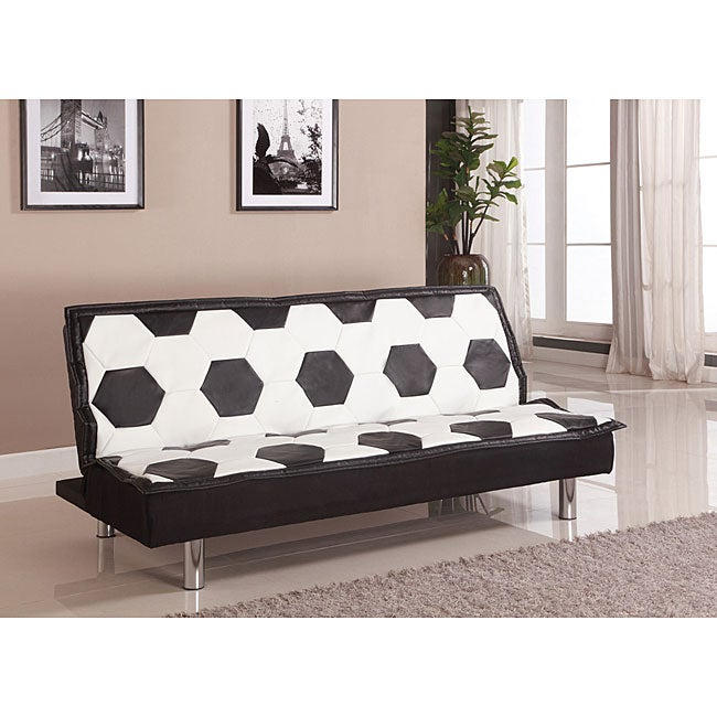 All Star Adjustable Futon Sofa at Sears.com