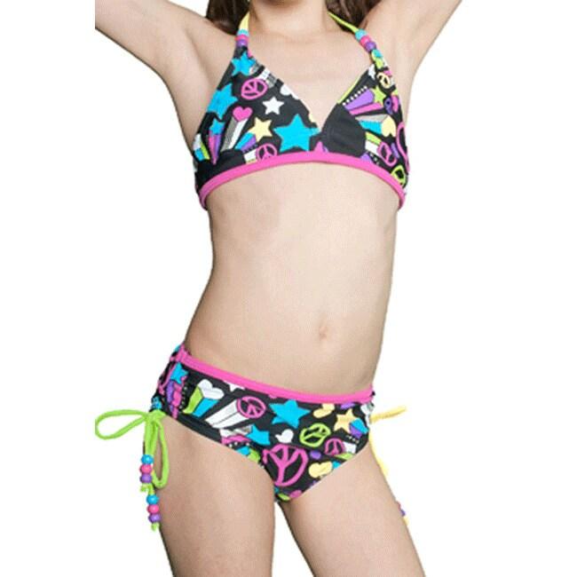 Lisabelle Girls' 'Love Burst' Bikini