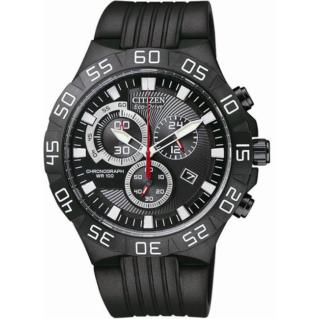 Citizen Men's Eco-Drive Chronograph Watch