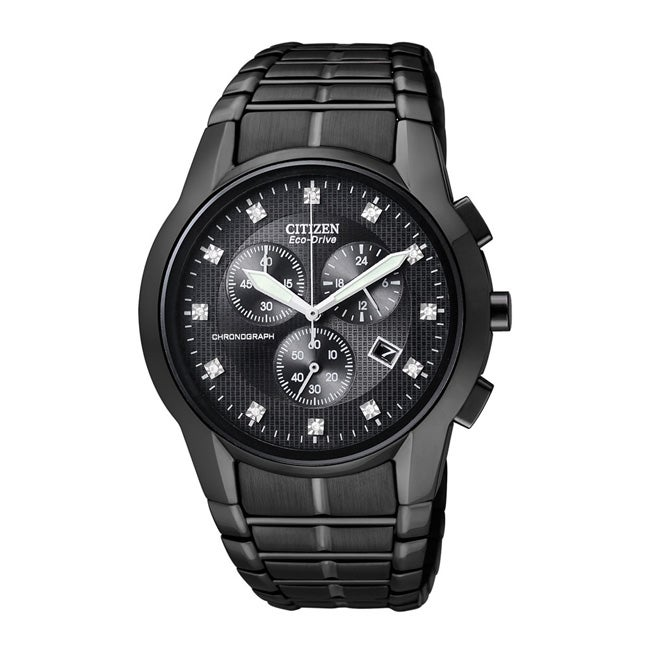 Citizen Men's Chronograph Eco-Drive Watch