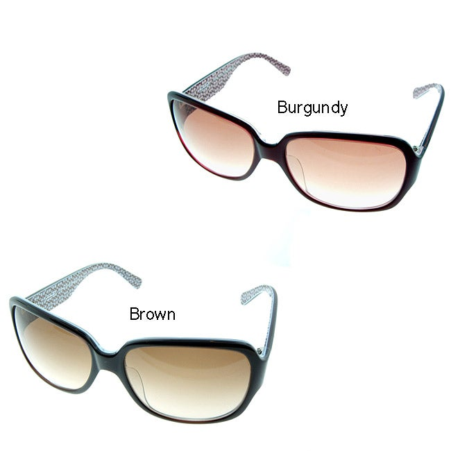 Coach Women's S781A Habiba Oversized Sunglasses