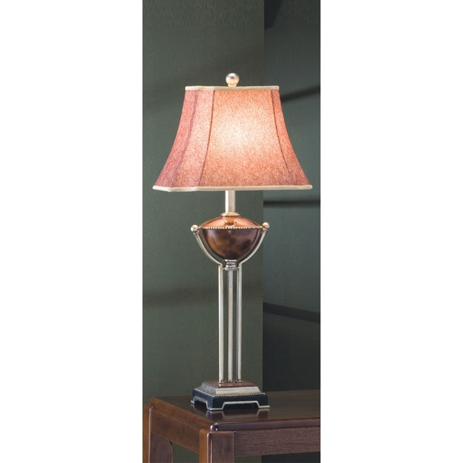Antique Gold Traditional 31-inch Table Lamp