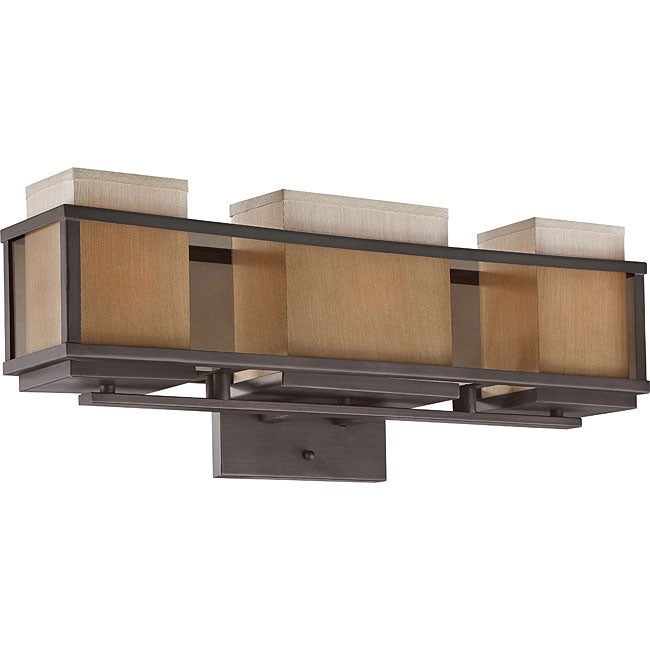 Matrix 3-light Henna Bronze Vanity