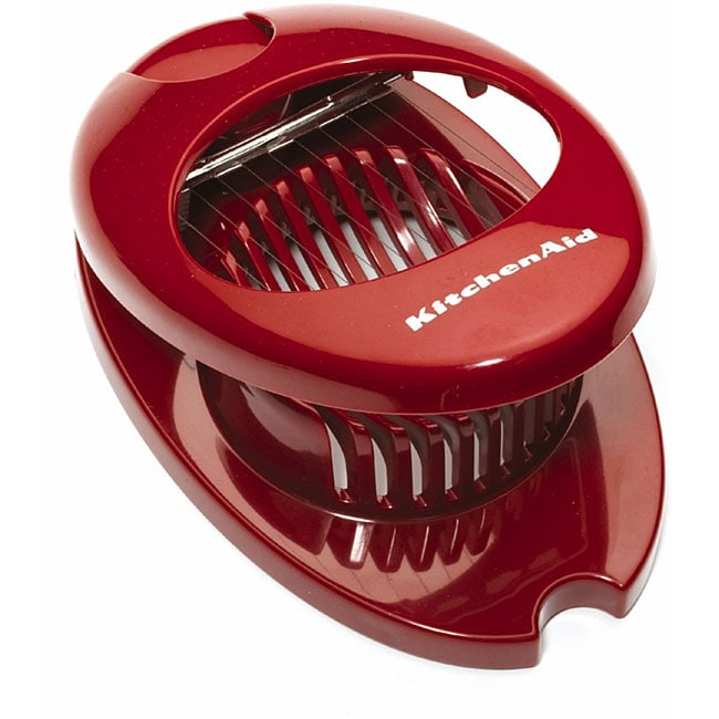 Kitchen Aid Red Classic Egg Slicer