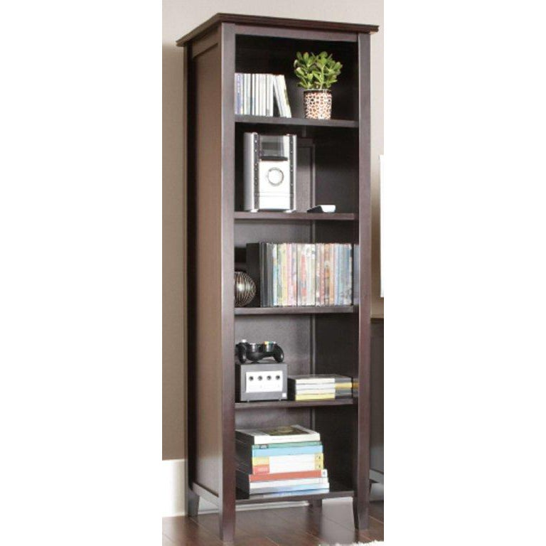 WYNDENHALL Urban Living Media Tower/ Book Shelf