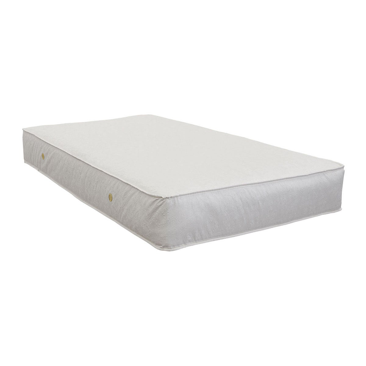 Baby White Finish Crib Matress