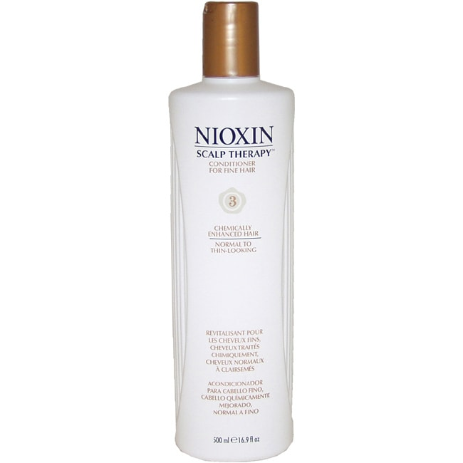 Nioxin System 3 Scalp Therapy 16.9-ounce Conditioner