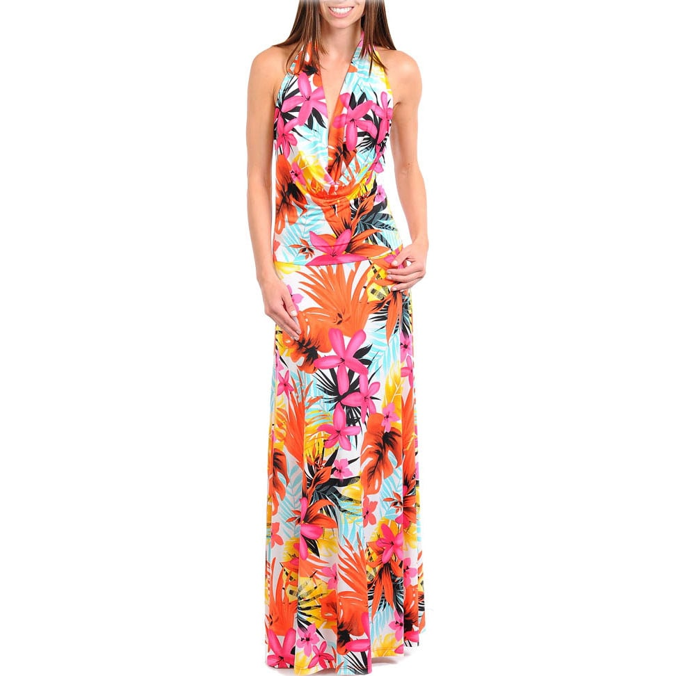 Awesome Hawaiian Dress  Womens Hawaiian Dress  Aloha Dress At Amazon Women
