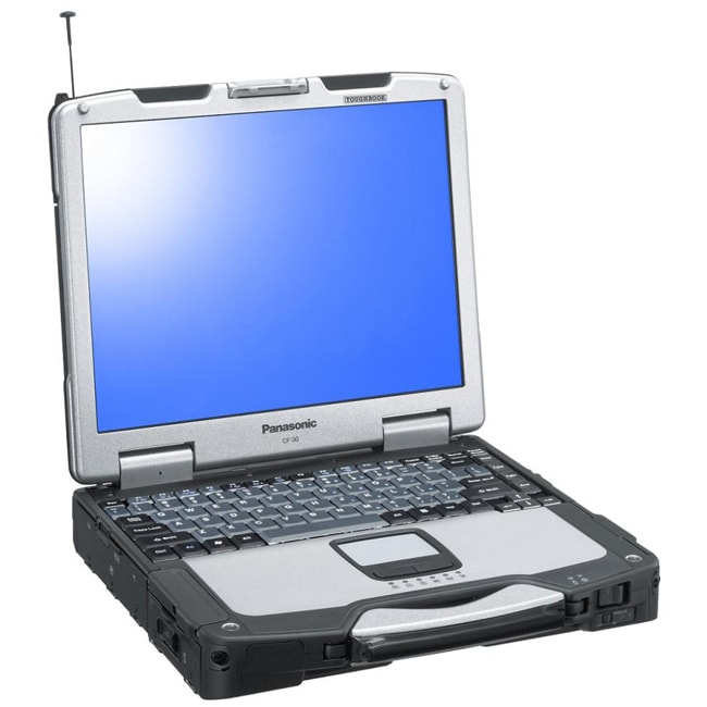 Panasonic Toughbook CF-30 1.66GHz 80GB 14-inch Laptop (Refurbished)