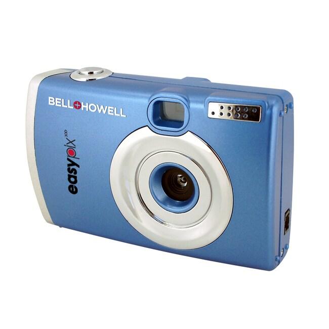 Bell+Howell Easypix 30D Kids Blue Digital Camera